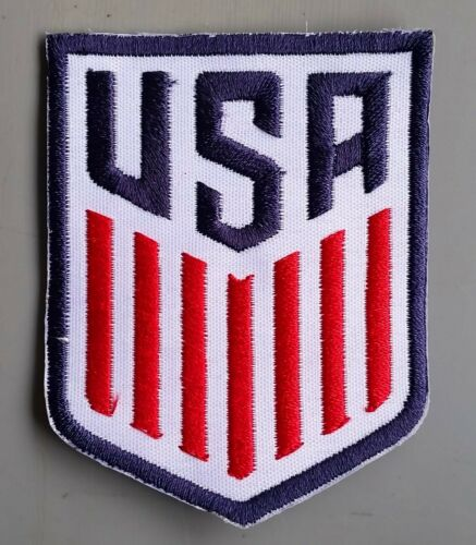 US USA Soccer patch Iron On for basketball olympic Jersey t shirt or hat