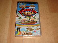 RAINBOW ISLANDS EVOLUTION DE TAITO - RISING STAR GAMES SONY PSP NUEVO PRECINTADO