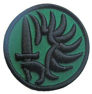 Ecusson-patche-Legion-etrangere-logo-French-patch-armee-brode-3D-thermocollant