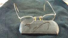 Vintage Shuron Fulvue 12K Gold Filled Bifocal Eye Glasses - Storage Unit Find!