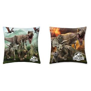 Jurassic-World-Kissen-Dinosaur-Dino-Dinosaurier-Dekokissen-40-cm-x-40-cm