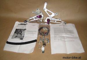 Fussrasten-Anlage-Footrest-kit-MFW-Suzuki-GSXR-600-750-1000
