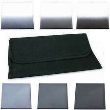 Neutral density ND2 ND4 ND8,gradual ND2 ND4 ND8 filter+ pouch for Cokin P system