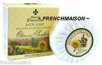 Speziali Fiorentini Italian Tuscany Florence Soap Gift Olive+sunflower In Box