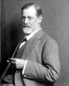 Details About Psychoanalyst Sigmund Freud Portrait 8x10 Photo 1900