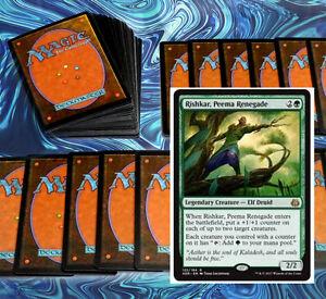 mtg-MODERN-GREEN-1-1-COUNTERS-DECK-Magic-the-Gathering-rare-60-cards-rishkar