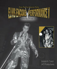 Elvis PresIey - Elvis Encore Performance Volume V hardcover Book from JAT