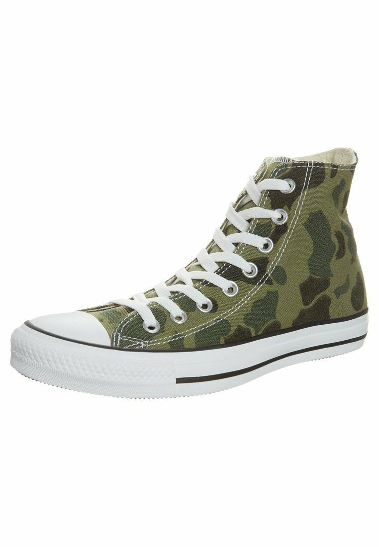 Converse ALL STAR chucks - - - 136596C  - LIMITED EDITION neu  olive branch 33a3c0