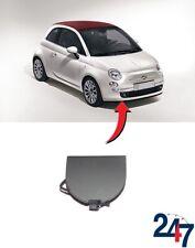 Stoßstangenabdeckung hinten Abschlepphaken Fiat 500 Abarth 735456803