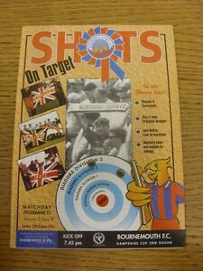 25-10-1994-Aldershot-Town-v-Bournemouth-Hampshire-Cup-Thanks-for-viewing-our