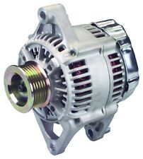 Jeep Wrangler TJ 2.5L 4.0L NEW Alternator 250 AMP 1999-2000 High Amp High Output