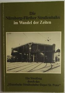 Die-Nurnberg-further-tranvia-en-el-Wandel-der-Tiempos-S-105-a