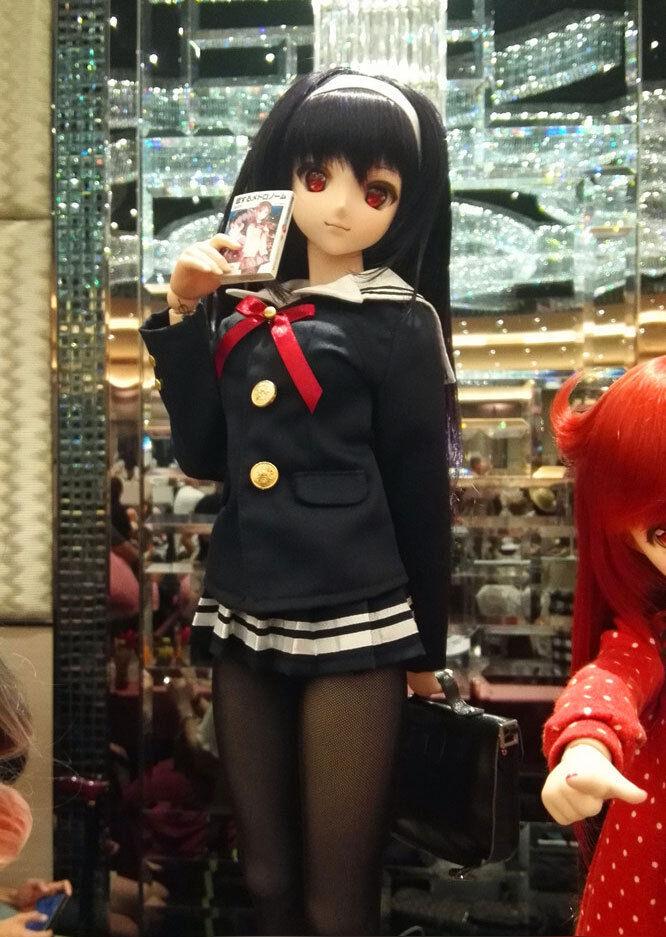 1/3 Bjd Sd13 Sd10 Dollfie Mädchen Puppe Kleidung Outfit Schuluniform  Sen-88sd