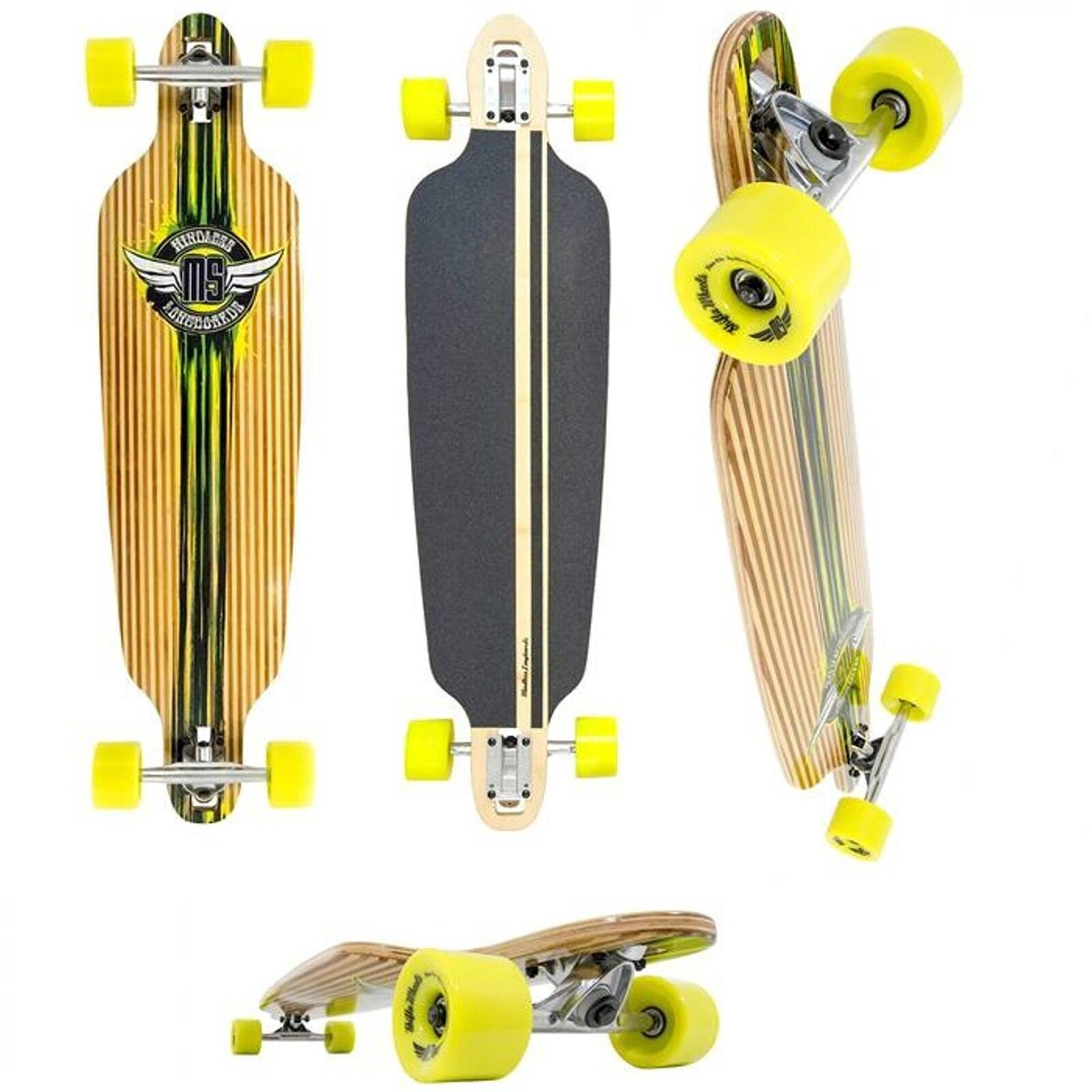 Longboard Area Ram DTS Aloha Mindless Osprey DTS Ram  Skateboard 1653ef