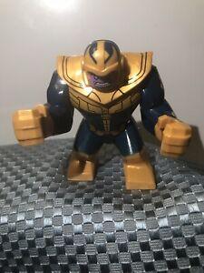 Mini Boneco Marvel Vilão Thanos Vingadores Infinity de guerra chega em 2-4 Dias
