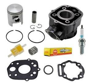 Kit-cylindre-haut-moteur-bougie-cage-aiguille-euro3-pour-gilera-smt-rcr-2T-50cm