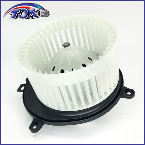 Brand New Heater Blower Motor W// Fan Cage For 03-08 Mazda 6