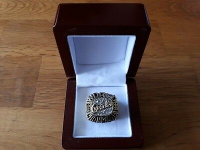 replica Starke Verpackung Kenntnisreich Mlb Baltimore Orioles World Series Ring