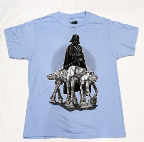 STAR WARS VADER AT-AT WALKER Youth/'s Licensed T-Shirt