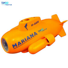 Used Half New Underwater Drone HD Underwater ROV Camera Mariana RC Submarine