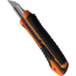 Teppichmesser-Messer-Cuttermesser-Abbrechmesser-Profi-Qualitaet-3-Klingen-18mm