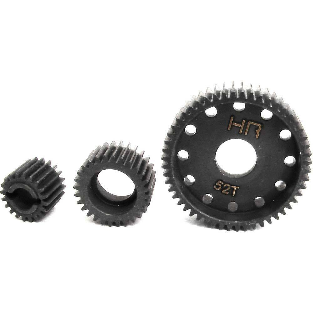 Hot-Racing SSCP1000T Hardened Steel Gear Set AX10 (New )
