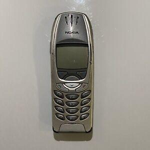 Nokia-6310-2-8-034-Plateado-Estado-De-Funcionamiento-Desbloqueado-Original