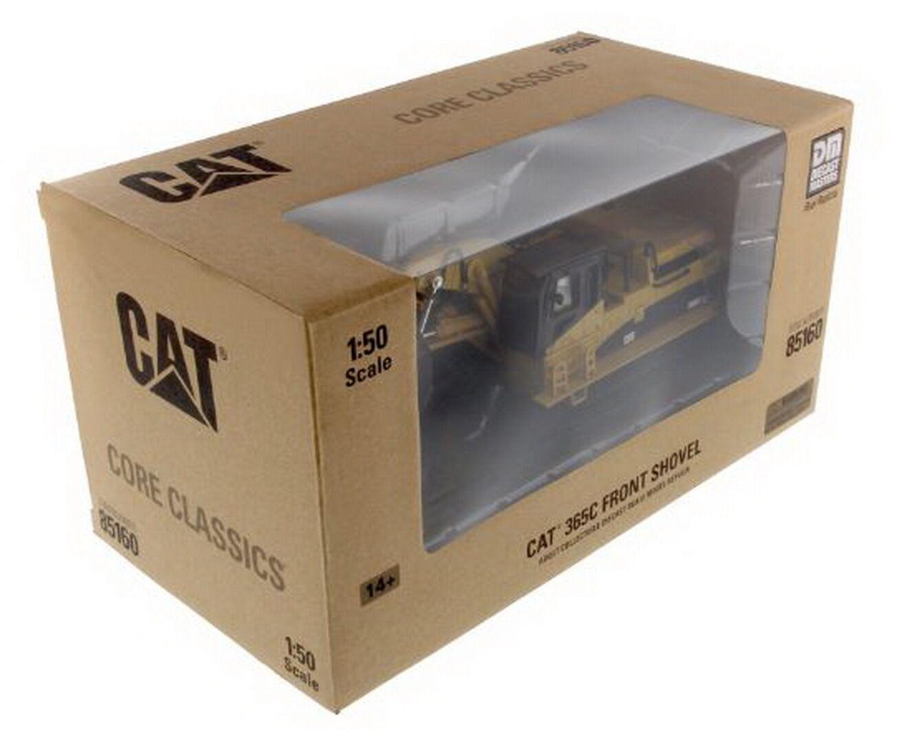 1 50 DM Caterpillar Cat 365C Front Shovel Shovel Shovel Diecast Model 56c23a