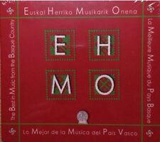 EHMO - LO MEJOR DE LA MUSICA DEL PAIS VASCO Cd Nuevo Precintado
