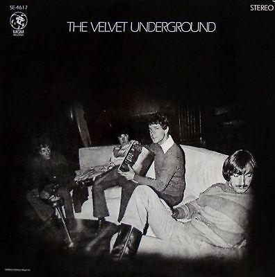 THE VELVET UNDERGROUND 3rd Album MGM RECORDS Sealed Vinyl Record LP