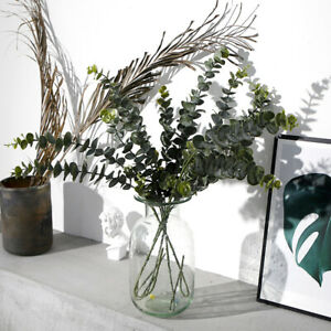 Artificial-Eucalyptus-Plant-Green-Leaves-Bouquet-For-Wedding-Home-Hotel-Decor