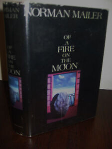 1st-Edition-OF-A-FIRE-ON-THE-MOON-Norman-Mailer-FIRST-PRINTING-Classic
