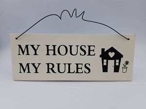 Ideal small gift man cave Vintage Retro Shabby Chic Mini Metal Plaque Funny