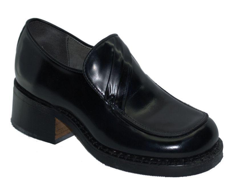Shelly Leicester Schwarz Shelly10 Günstige und gute Schuhe