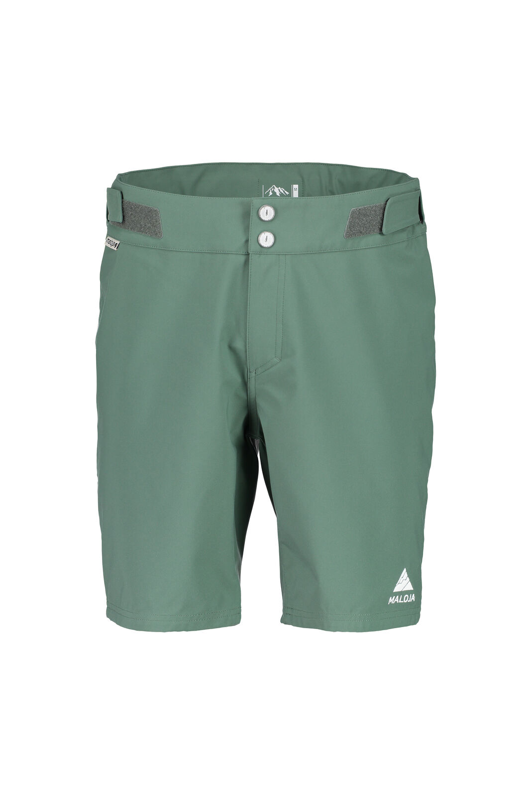 Malloja polipuerto shorts Bermudas verde Denver.Nivel 3.