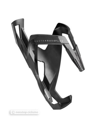 Matte Black Soft//Black Elite RACE personnalisée PLUS Vélo Bouteille d/'eau Cage