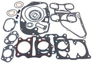Engine Gasket Kit For Honda CB350 Super Sport CL350 Scrambler 1968-1973 SL350 E4