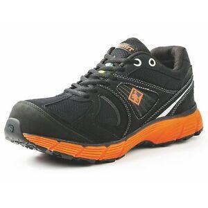 taille basses chaussures Pacer chaussures orange Terra professionnelles 38 S1p Y276 nouveau noir gAw6n8q