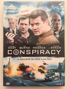 Conspiracy-DVD-NEUF-SOUS-BLISTER-Shane-West-Martin-Sheen