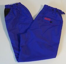 Women's Columbia Insulated Purple/Pink Ski Snowboarding Snow Pants Size S Small