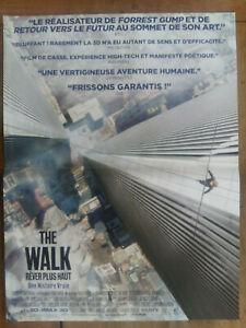 Cartel-The-Walk-Robert-Zemeckis-Joseph-Gordon-Levitt-Ben-Kingsley-40x60cm