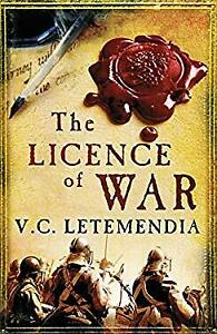 La licenza di guerra LIBRO in brossura V C. letemendia