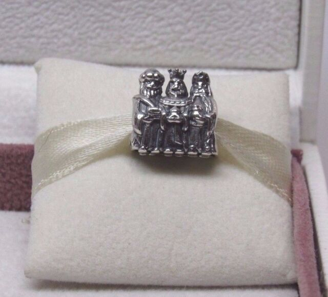 49515836c New w/Box Pandora Three 3 Kings Jared EXCLUSIVE Charm 791233 Wise Men  Christmas