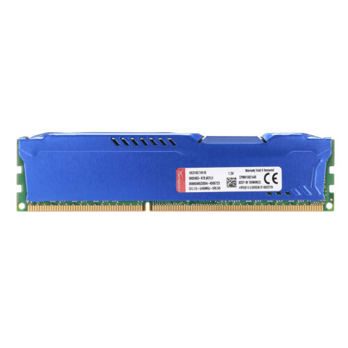 16GB 2X8GB 1600MHz Desktop DDR3 For Kingston HyperX FURY PC3-12800 DIMM RAM RHN