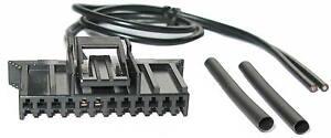renault megane ii repair kit for headlights (fuse box ppa black
