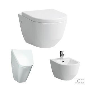 laufen pro sp lrandlos wand wc 820966 wc sitz absenkautomatik softclose lcc ebay. Black Bedroom Furniture Sets. Home Design Ideas