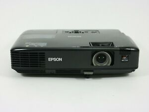Details about Epson PowerLite 1716 3LCD Projector Portable - Acceptable  Functional w/bundle
