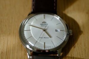 Orient Armbanduhr, Automatik, Herren, mit Restgarantie, wie neu.