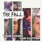 Fall Your Future Our Clutter CD 9 Track (wigcd245) UK Domino 2010