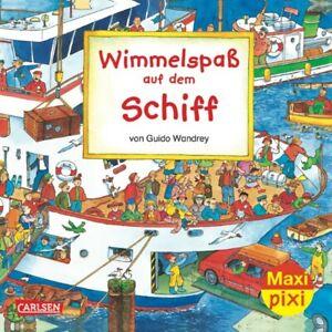 Wimmelspaß auf dem Schiff EAN: 9783551045416 Verlag: Carlsen - Fürth, Deutschland - Wimmelspaß auf dem Schiff EAN: 9783551045416 Verlag: Carlsen - Fürth, Deutschland